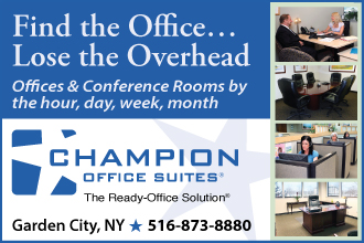 Champion Office Suites Information